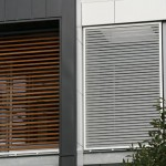 Aluminium Privacy Screen