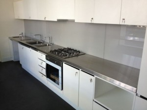 Stainless Steel Benchtop Sink