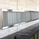 Stainless Steel Wine Shelf